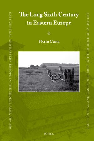 Cover The Long Sixth Century in Eastern Europe