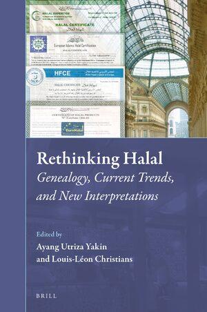 Cover Rethinking Halal
