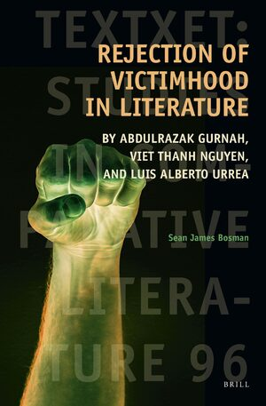Cover Rejection of Victimhood in Literature