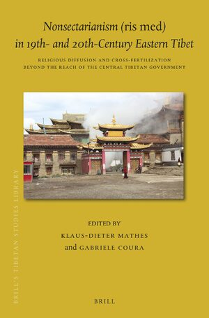 Cover Nonsectarianism (<i>ris med</i>) in 19th- and 20th-Century Eastern Tibet