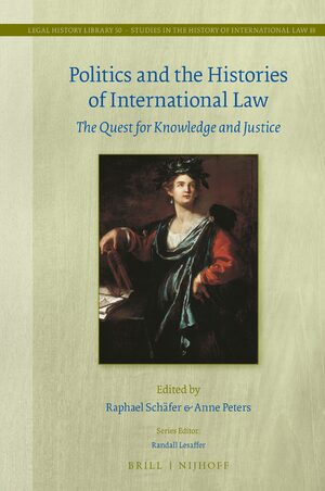 Cover Politics and the Histories of International Law