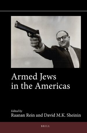 Cover Armed Jews in the Americas