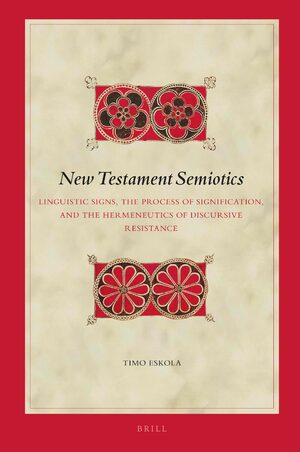 Cover New Testament Semiotics