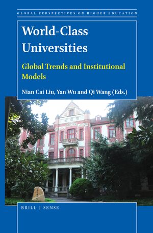 Cover World-Class Universities