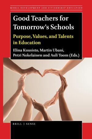Cover Good Teachers for Tomorrow's Schools