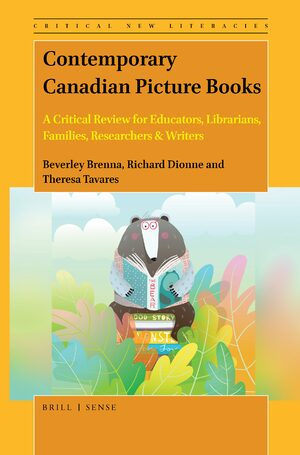 Cover Contemporary Canadian Picture Books
