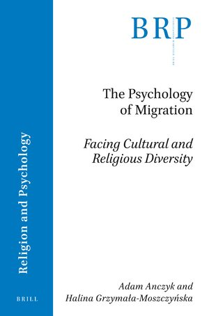 Cover The Psychology of Migration