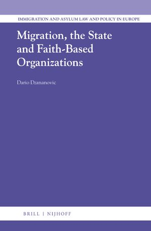 Cover Migration, the State and Faith-based Organizations