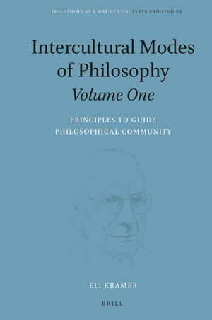Cover Intercultural Modes of Philosophy, Volume One
