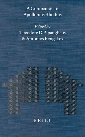 Cover A Companion to Apollonius Rhodius