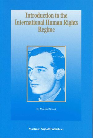 Cover Introduction to the International Human Rights Regime