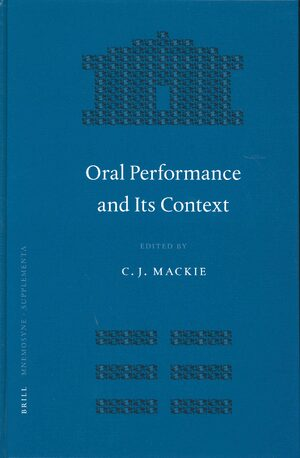 Cover Oral Performance and Its Context