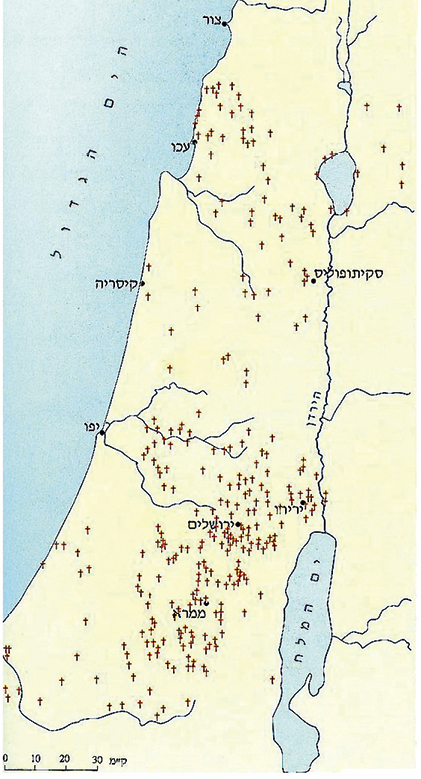 Voice Of The Martyrs Map
