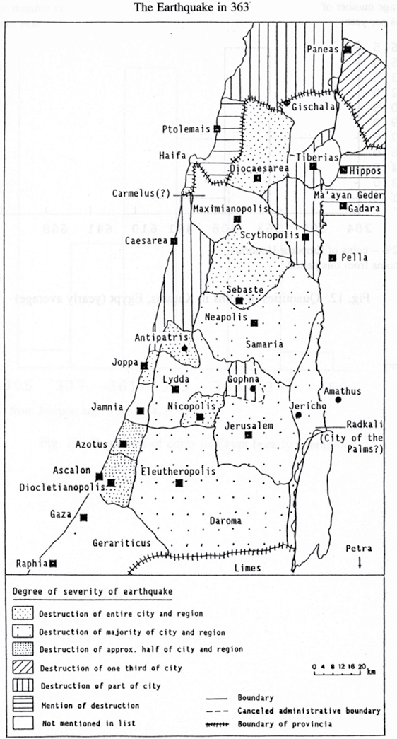 The Land In Early Christian Literature In Seeking Out The Land
