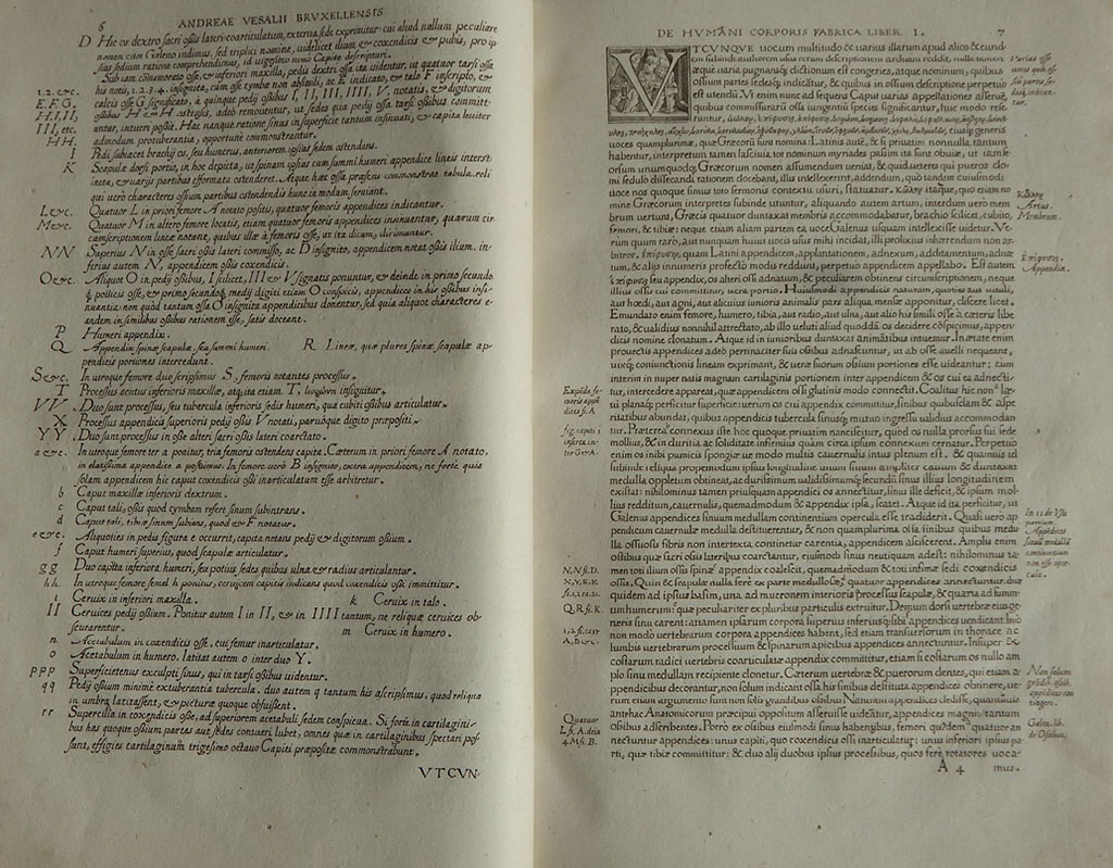 1543 Editions in: The <