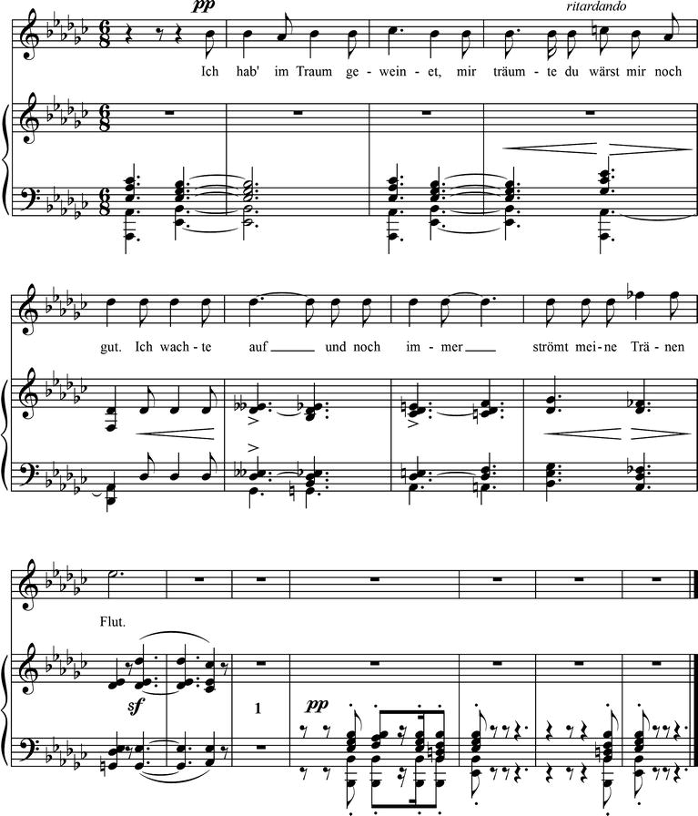 Complete Song Cycles