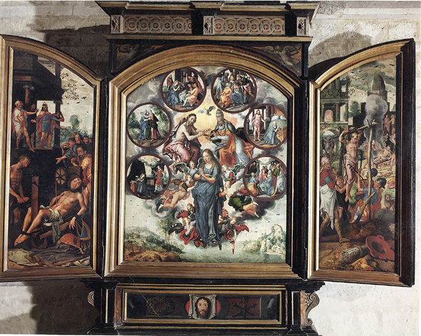 Experiments In Religious Art Style And Audience In Frans Floris