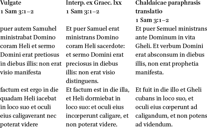 The Antwerp Polyglot Bible in: Justifying Christian Aramaism