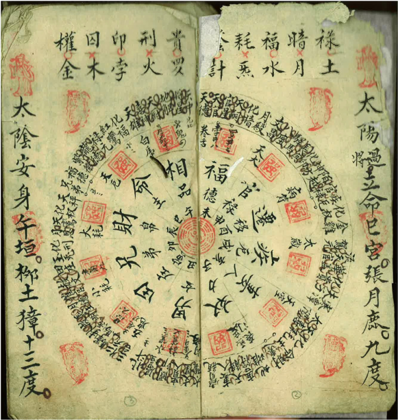 A Qing Dynasty Astrologer's Predictions for the Future in