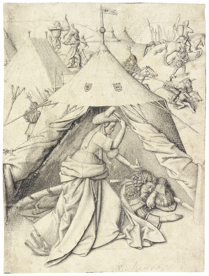 Jan van Eyck and the Early Modern Re-imagination of Jael in: The