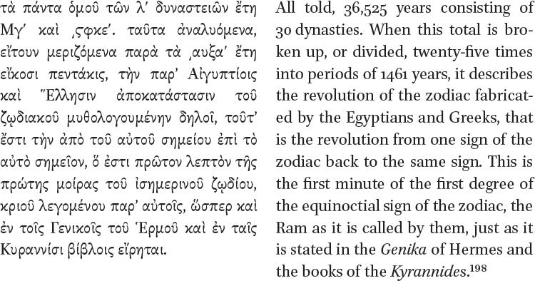 The Myth of Hermes Trismegistus in: The Tradition of Hermes Trismegistus