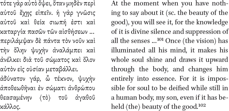 The Ritual of Rebirth in: The Tradition of Hermes Trismegistus