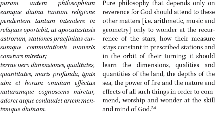 The True Philosophy of Hermes in: The Tradition of Hermes