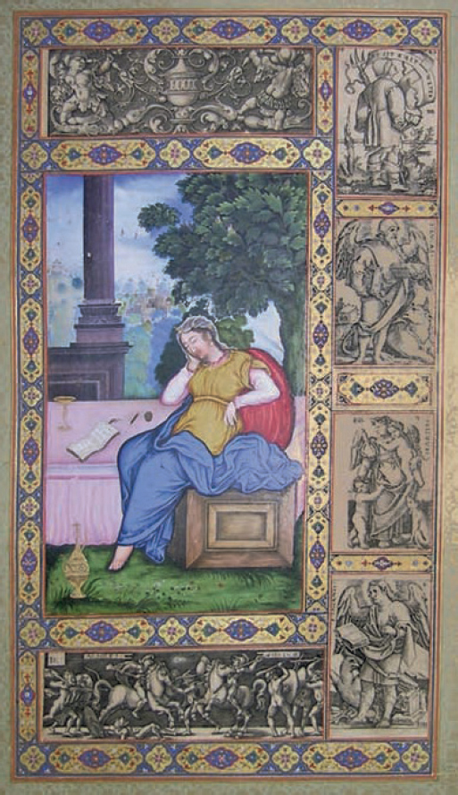 European Articles in Mughal Painting in: Mughal Occidentalism