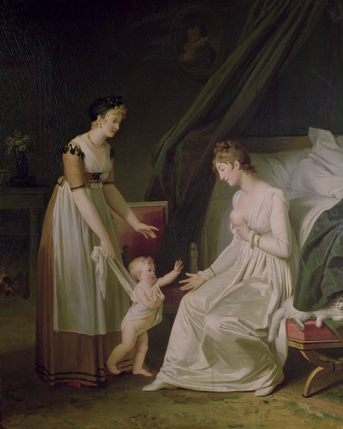 The History of Breast-Feeding in France in: Maternal Breast