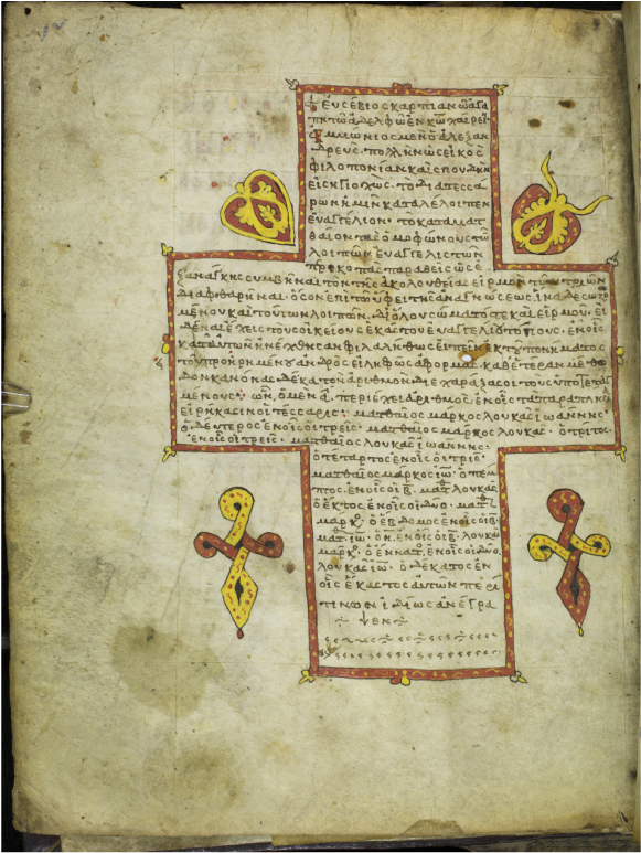 The Manuscripts Described in: Family 13 in St  John's Gospel