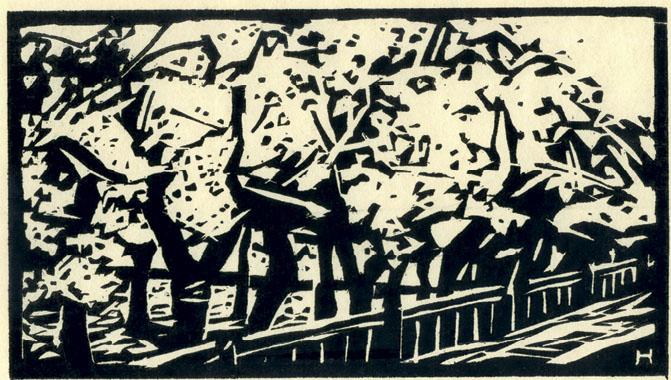 Promoting Expressionism Before Expressionism Künstlergruppe