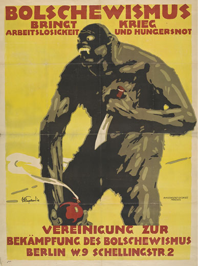 From War to Revolution, from Propaganda to Art: Expressionism and