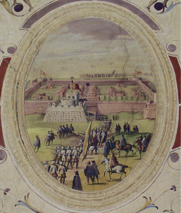 Introduction In City Views In The Habsburg And Medici Courts