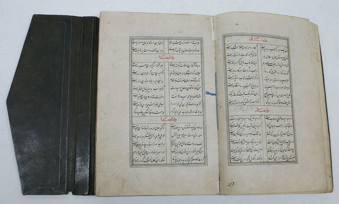 Materiality Matters in: The Technique of Islamic Bookbinding