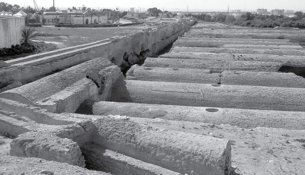 Baths, Aqueducts and Water in: (Re)using Ruins: Public Building in