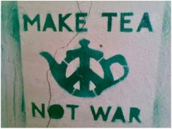 Tea Transformed: Wars in Asia in: The Tale of Tea