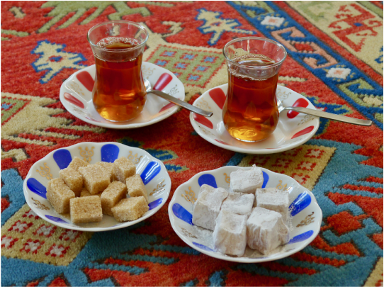 Tea Terroir And Tea Cuisine In The Tale Of Tea