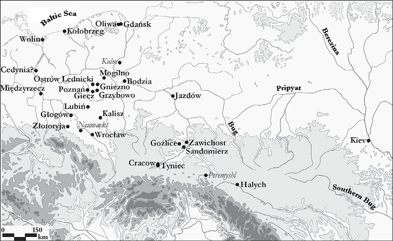 New Powers (I): Piast Poland in: Eastern Europe in the Middle Ages