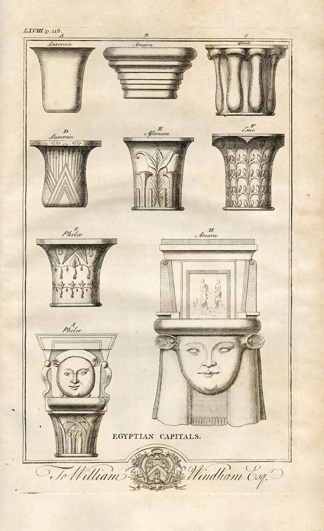 Pococke's Description in: English Explorers in the East (1738-1745)