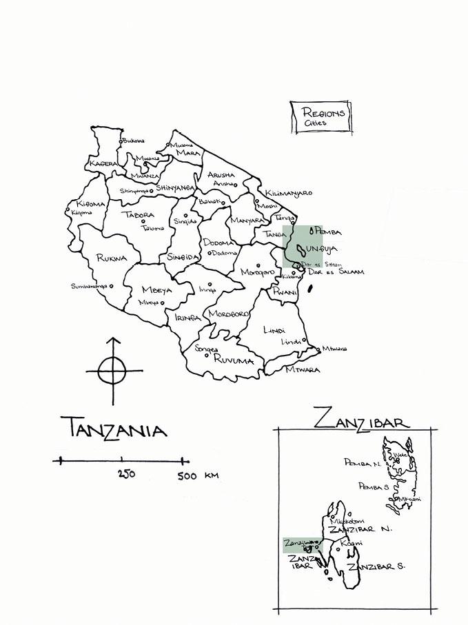 Introduction in: Jesus for Zanzibar: Narratives of
