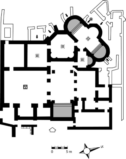 Gazetteer In Public Baths And Bathing Habits In Late Antiquity
