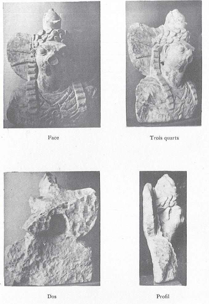 Isis debout personnage egypte 24 cm moulés DECO Egypt Noir Or