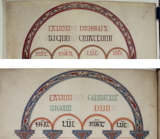 spectacular decorative labels.htm painting by numbers the art of the canon tables in the  the art of the canon tables in
