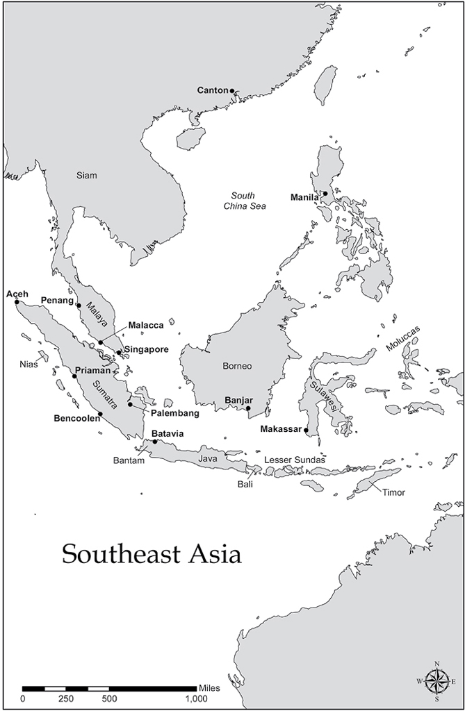 Carrying Away the Unfortunate from India and Southeast Asia, 1500