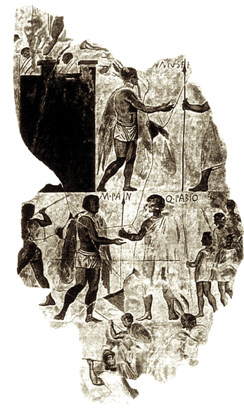 Memoria by Multiplication: The Cornelii Scipiones in