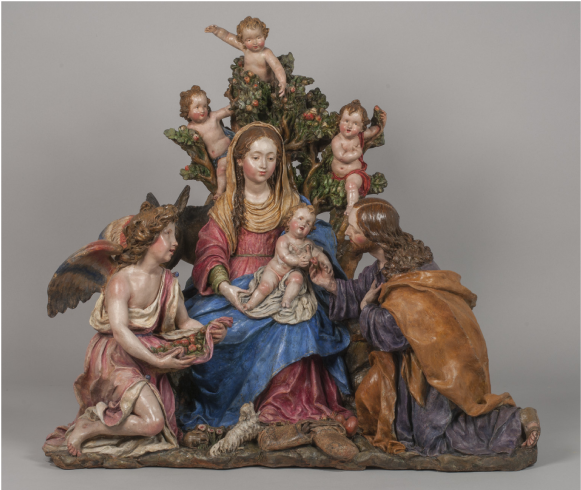 Painting And Sculpture In A Companion To The Spanish Renaissance