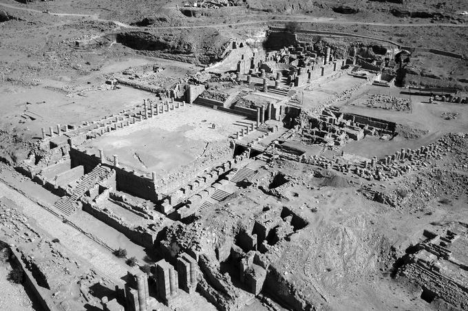 The Role of the Petra Great Temple in the Context of
