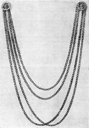 Excavated Roman Jewelry: The Case of the Gold Body Chains in