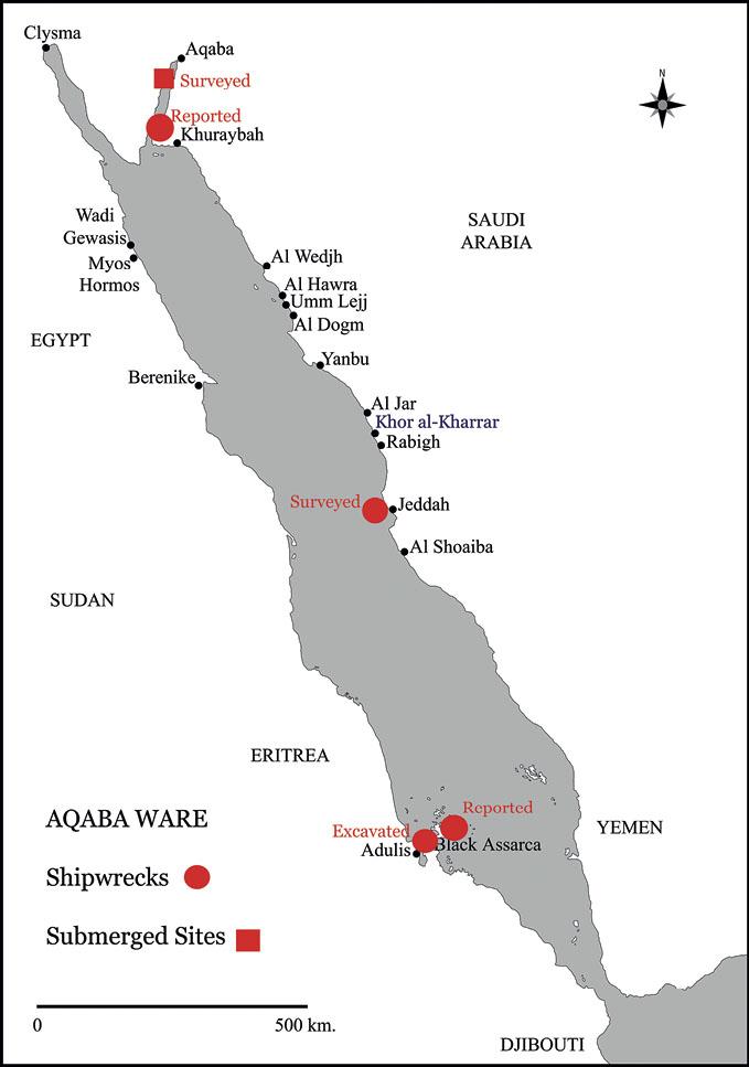 Nautical Archaeology Surveys Near Jeddah, 2012–2013, and