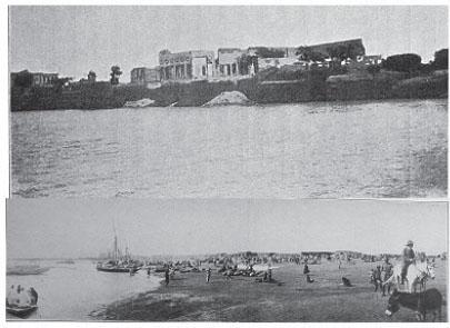 Suakin and Al Khandaq: The Influence of a Sea Port on a River Port